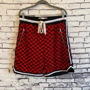 Bascom Projects Checkered Shorts